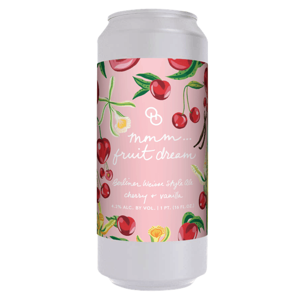 Image or graphic for MMM…FRUIT DREAM (W/CHERRY AND VANILLA