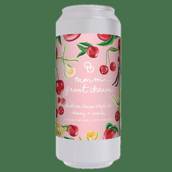 MMM…FRUIT DREAM (W/CHERRY AND VANILLA