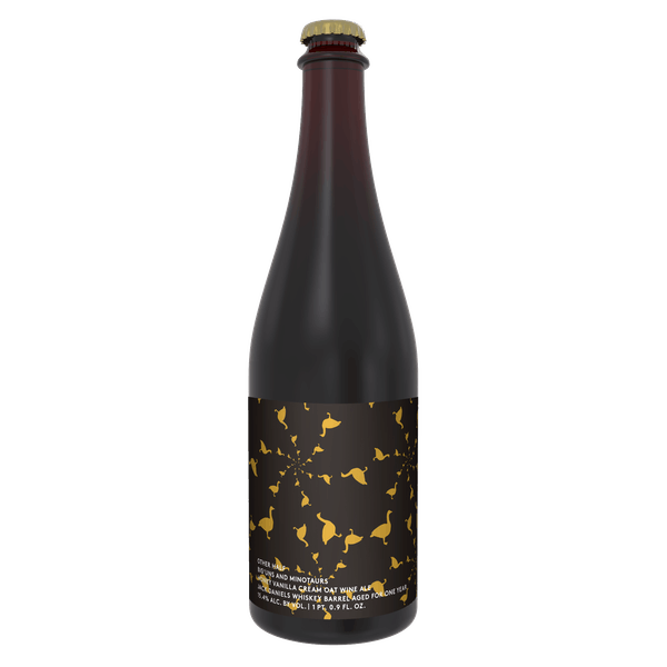 Image or graphic for BARREL AGED BIG'UNS AND MINOTAURS