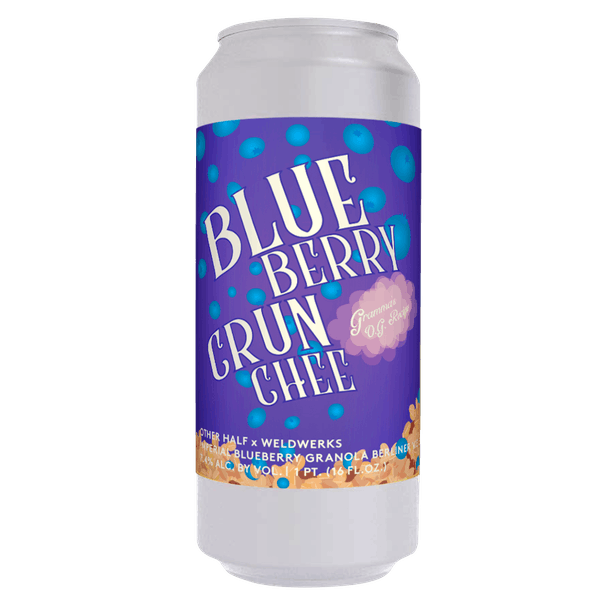 Image or graphic for BLUEBERRY CRUNCHEE