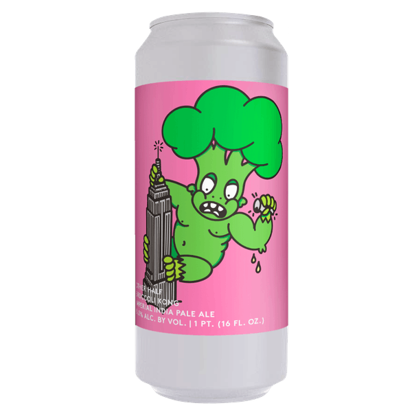 Broccoli Kong - render
