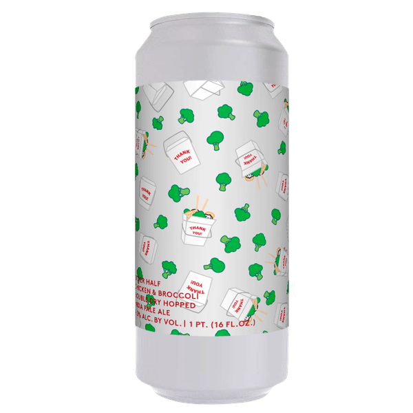 Chicken and Broccoli DDH - render