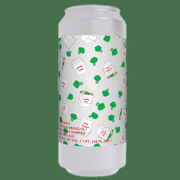 Chicken and Broccoli DDH - render