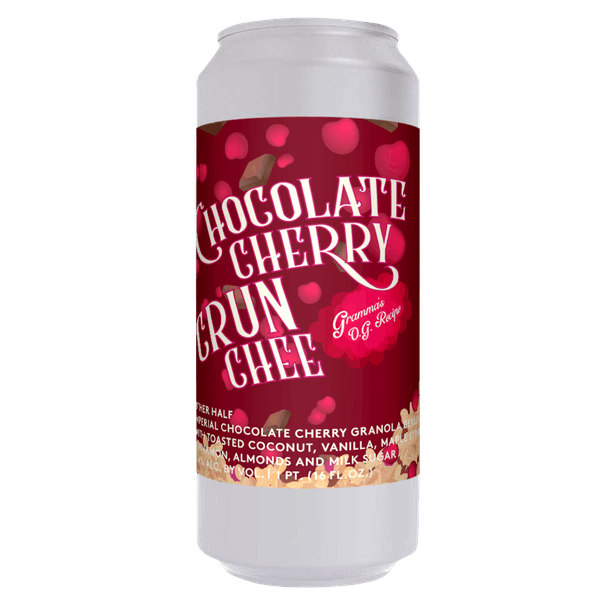 Chocolate Cherry Crunchee - render