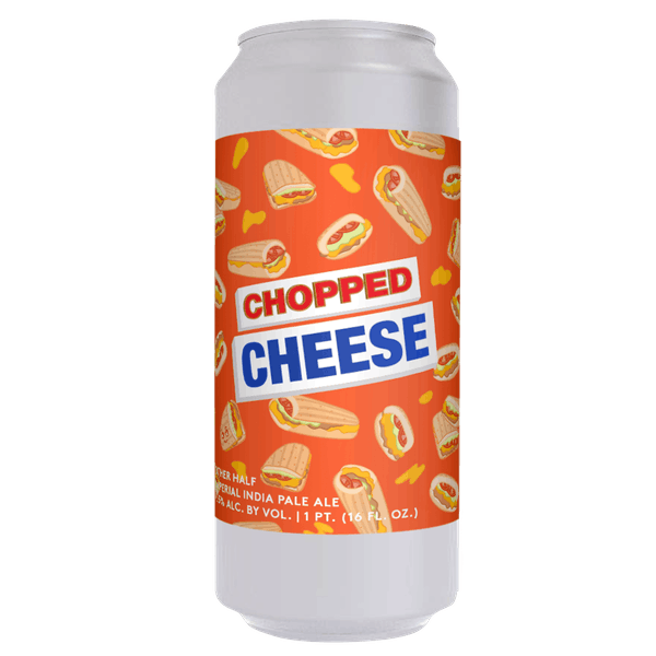 Image or graphic for CHOPPED CHEESE