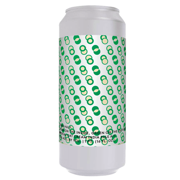 Cream On The Inside Green On The Outside - render