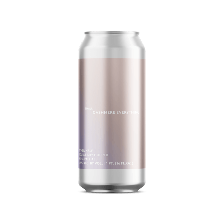 """Other Half """"Small Cashmere Everything"""" DDH IPA 4-pack"""