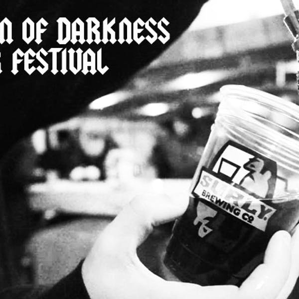 DAWN OF DARKNESS PRESENTED BY SURLY