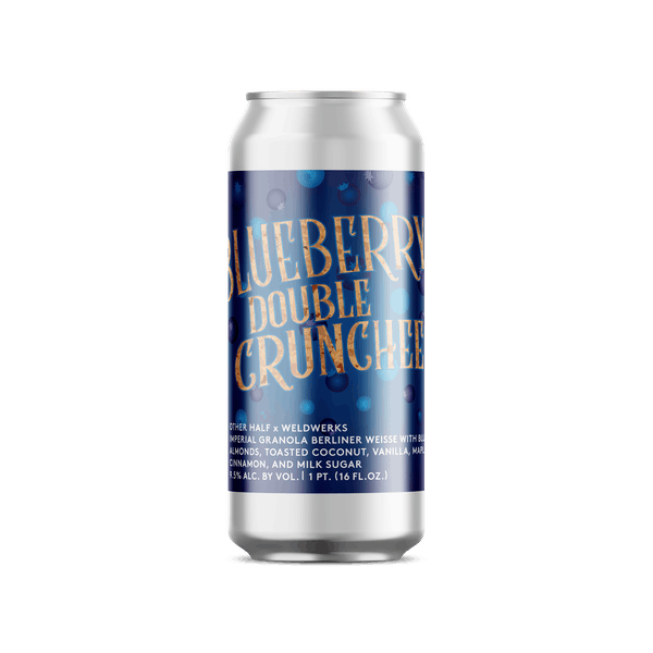 Image or graphic for Blueberry Double Crunchee
