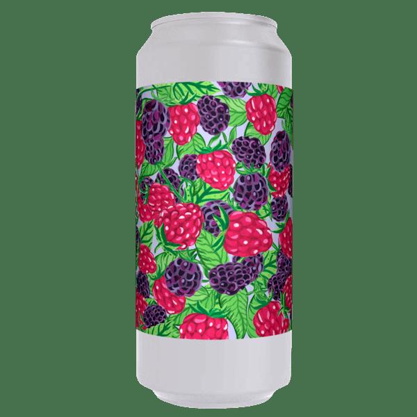 Double Mmm Fruit Dream - Blackberry & Raspberry