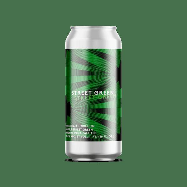 DOUBLE STREET GREEN
