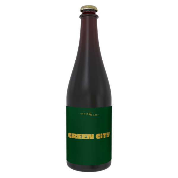 GREEN CITY 2019 IMPERIAL STOUT W/ BANANA AND PEDRO XIMENEZ