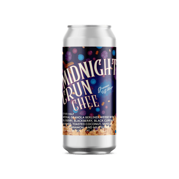 Image or graphic for MIDNIGHT CRUNCHEE