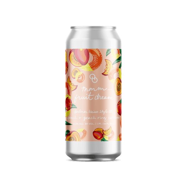 Mmm...Fruit Dream (Peach Rings)