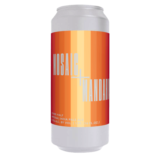Image or graphic for MOSAIC + MANDARINA