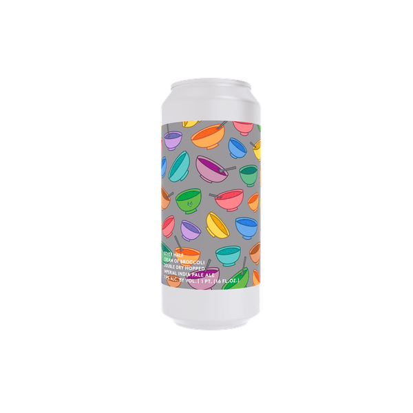 DDH CREAM OF BROCCOLI