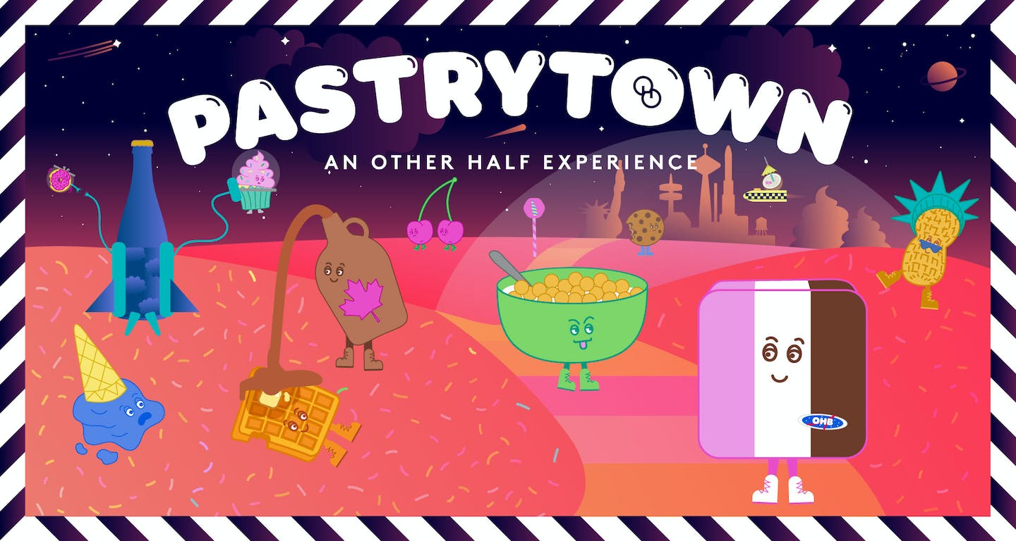 PASTRYTOWN - An Other Half Experience