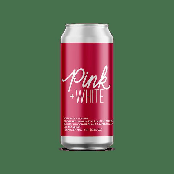 Pnik + White Strawberry