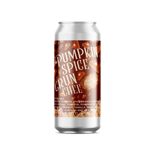 Image or graphic for PUMPKIN SPICE CRUNCHEE
