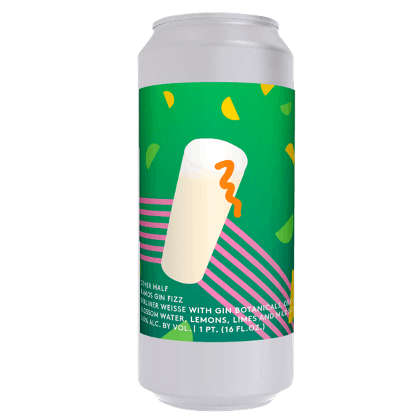 Image or graphic for RAMOS GIN FIZZ