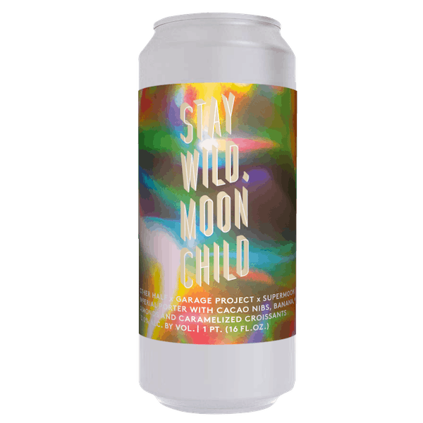 Image or graphic for STAY WILD, MOON CHILD