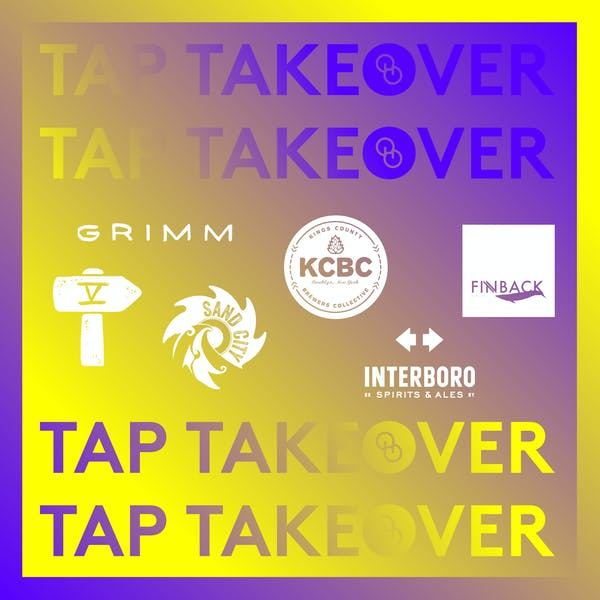 NYC TAKES OVER ROC! TAP TAKEOVER @ OHB ROC