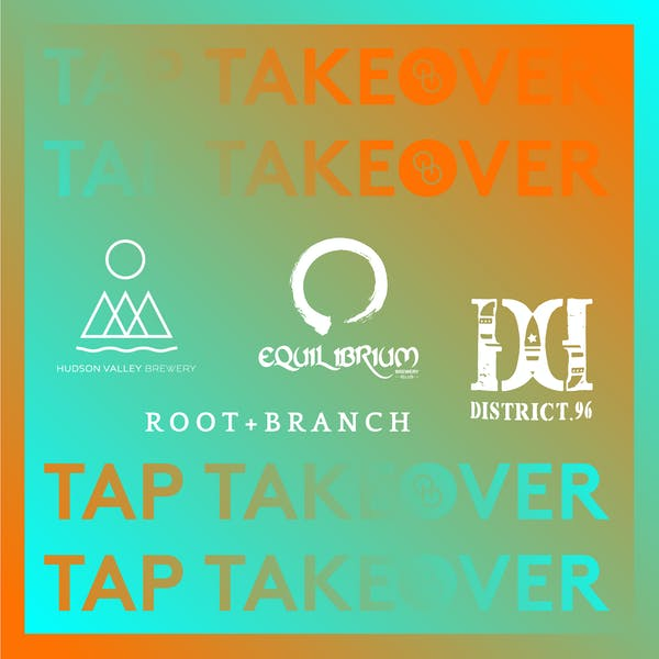 HUDSON VALLEY TAP TAKEOVER @ OHB ROC
