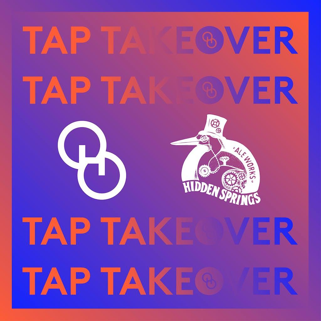 Tap Takeover IG Square - Hidden Springs 060619