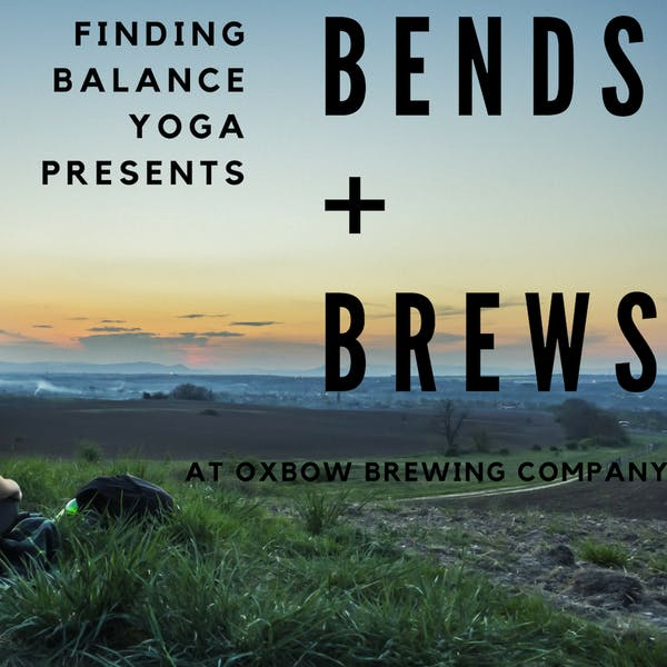 Bend & Brews with Finding Balance Yoga