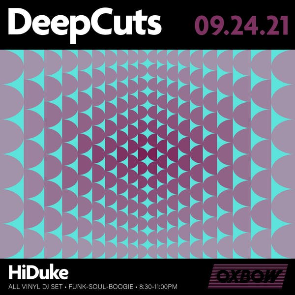 """DJ HiDuke –  """"Deep Cuts"""""""