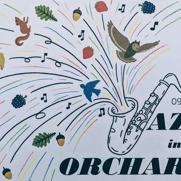 Jazz in the Orchard