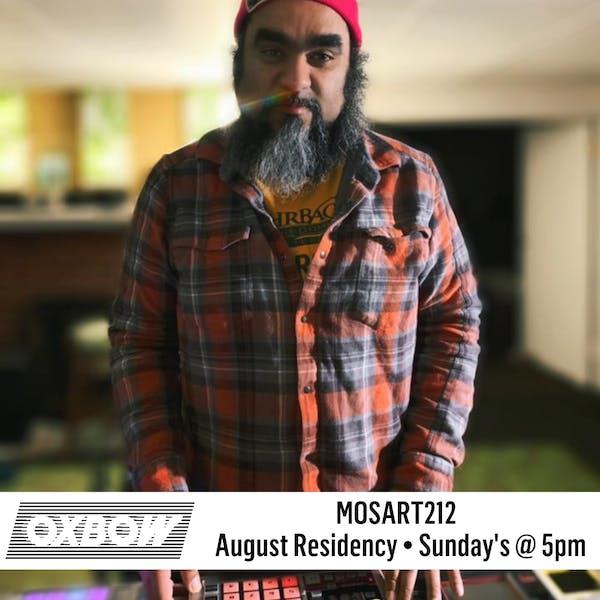 Mosart212 Live @ Oxbow Blending & Bottling