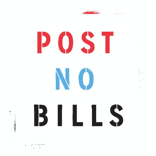 Image or graphic for Post No Bills