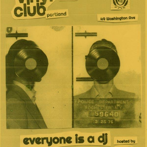Portland Vinyl Club