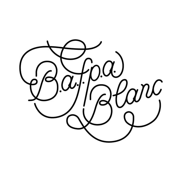 Image or graphic for BAFPA Blanc