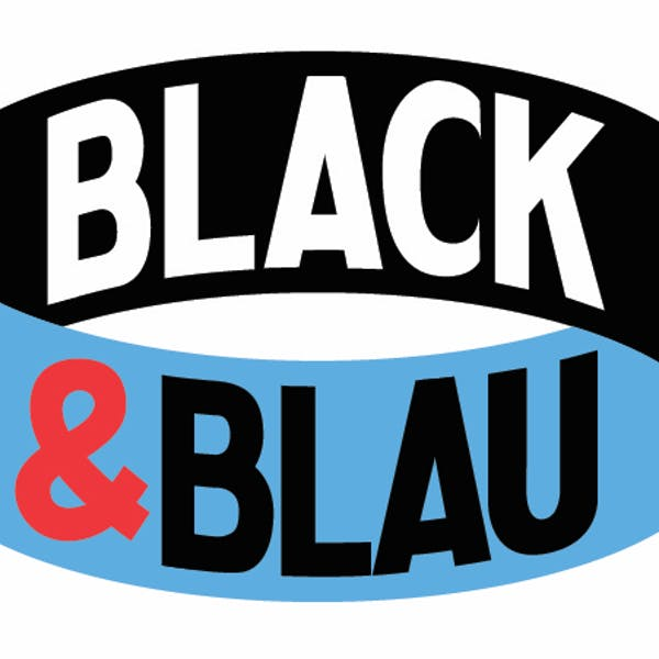 Black & Blau