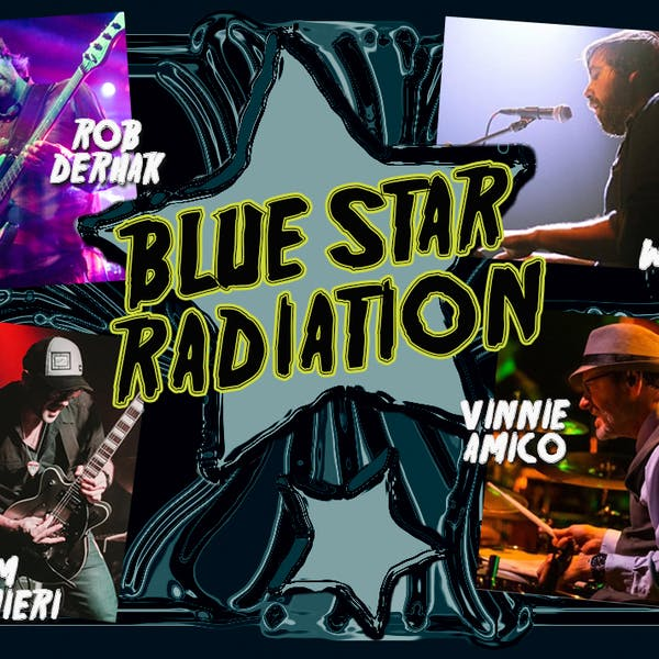 bluestarradiation