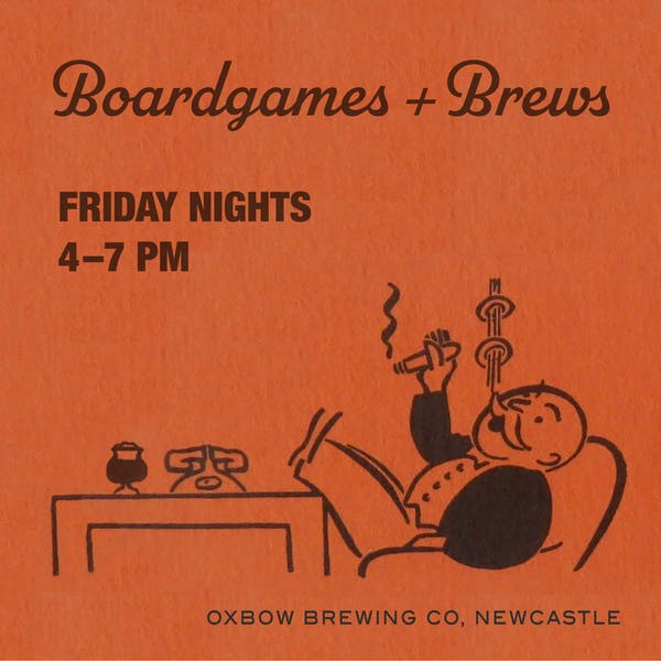 Boardgames & Brews