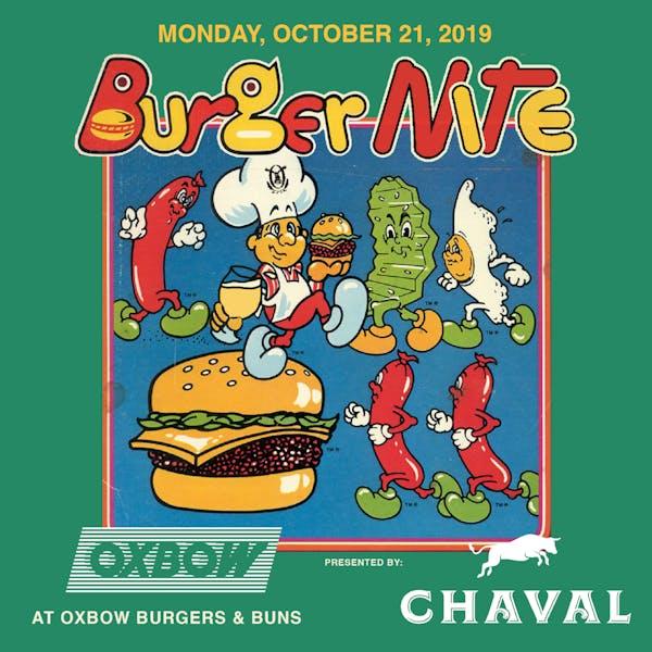 Burger Nite Chaval