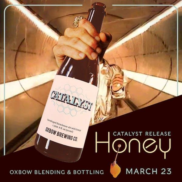 catalyst_release_honey_2019_flier