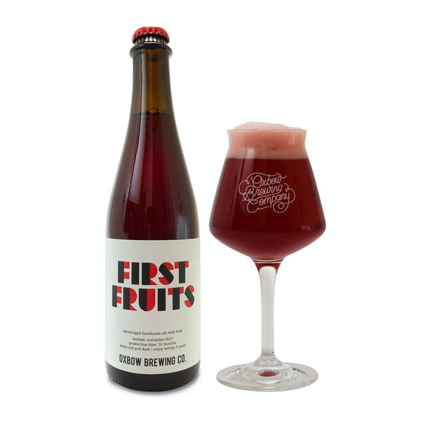 First Fruits | Oxbow Brewing Company