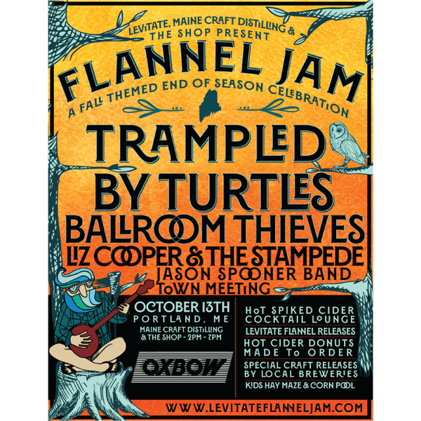 flannel_jam_poster_portland_oxbow