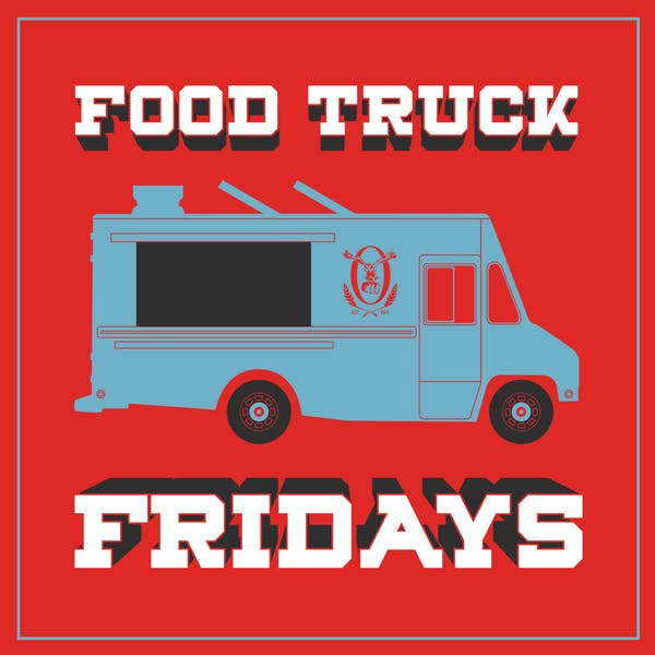 Food Truck Fridays & Free Live Music