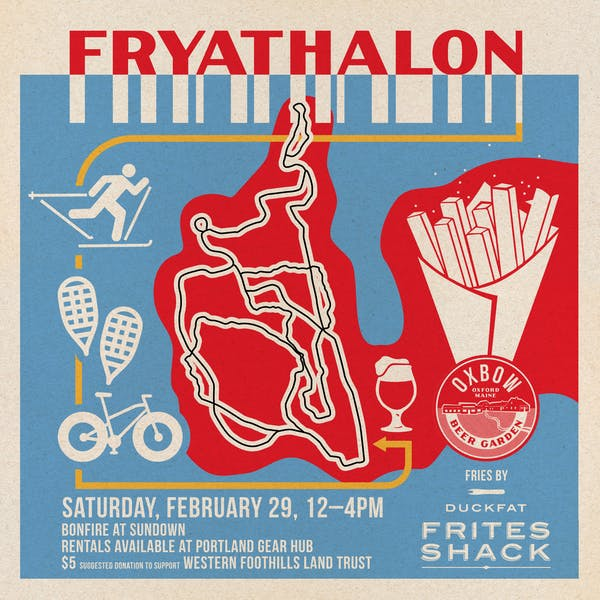 Beer Garden Fryathalon