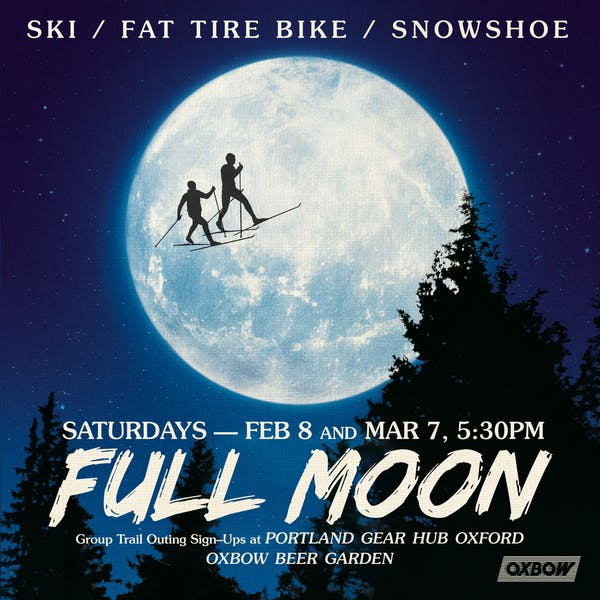 Full Moon Trail Outing