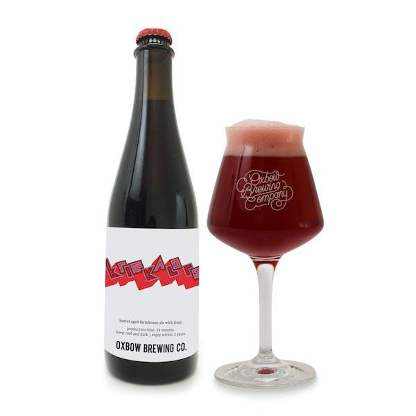 kriekalore_bottle_and_glass_pour