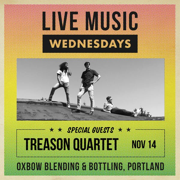live_music_wednesdays__flier_treason_quartet_11-14