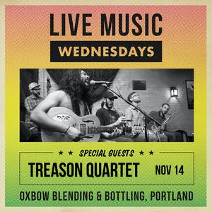 live_music_wednesdays__flier_treason_quartet_11-14