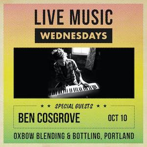 live_music_wednesdays_flier_ben_cosgrove_10-10