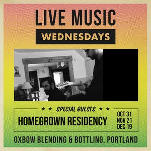 live_music_wednesdays_flier_homegrown_residency